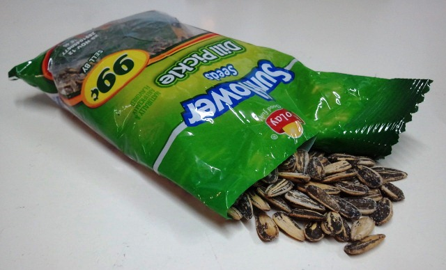 Sunflower Seeds Frito Lay