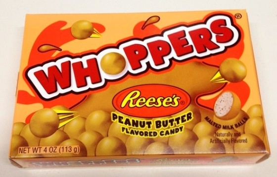 reeses, whopper, malted, peanut butter reeses, resses whoppers