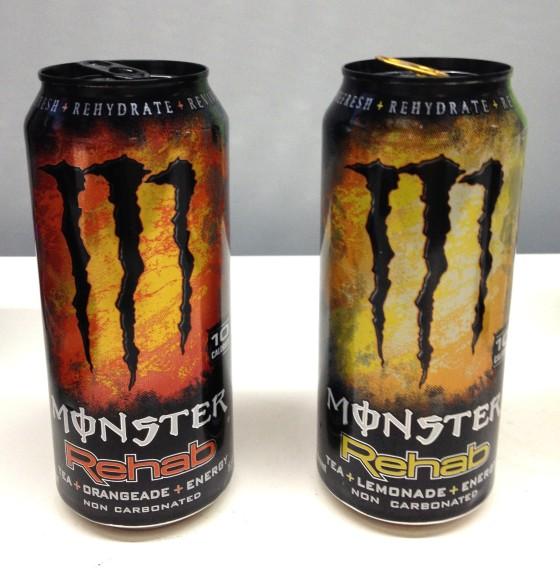 monster rehab, alcohol, monster energy, monster energy drinks, monster energy