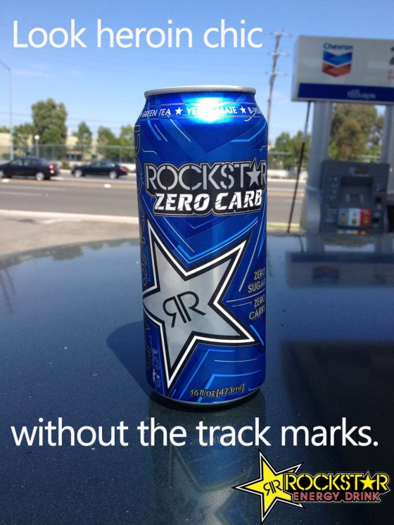 rockstar, rockstar zero carbs, rockstar energy drink, low carb foods, energy drink