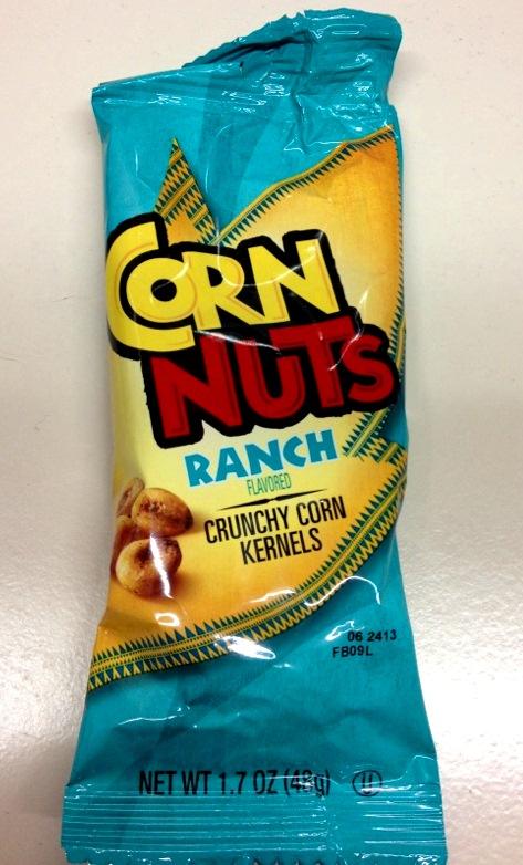 Corn Nuts Ranch Nutrition